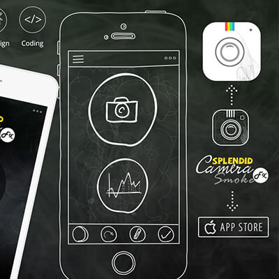 iPhone Camera App Graphics